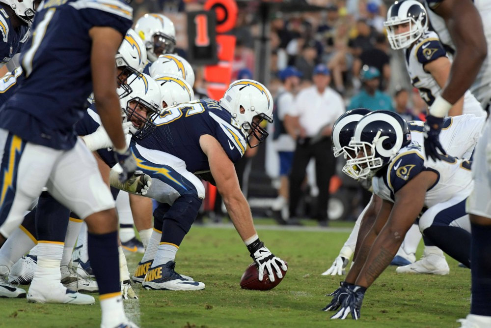 Rams Vs Chargers Preview Worldwide Rams